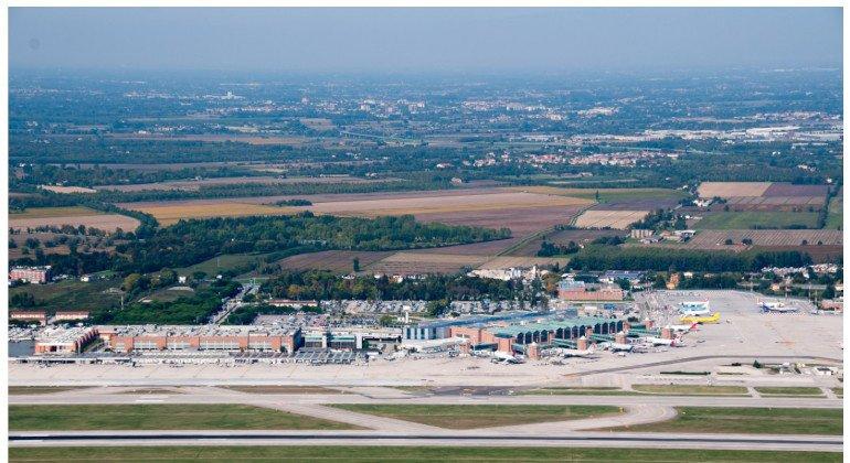 Aeroporto Venezia, online il nuovo portale sull'ambiente
