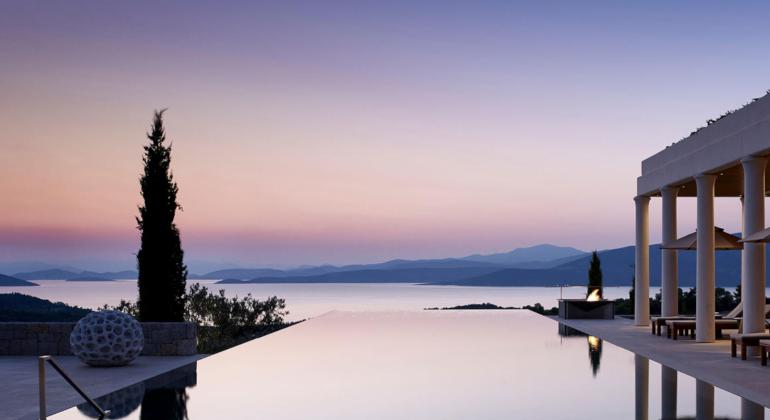 La Grecia all'insegna del lussosostenibile