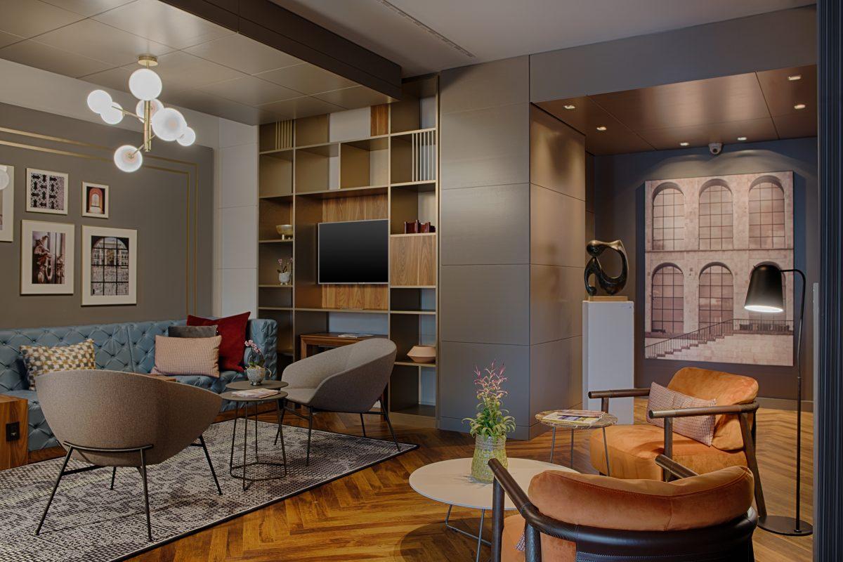 Smart Spaces, la formula business di Nh Hotel