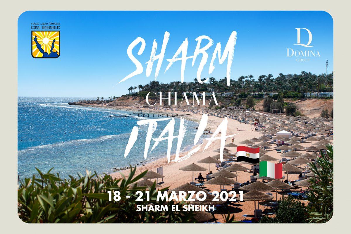 Sharm chiama Italia, al via il workshop di Domina Travel