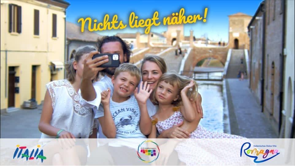 Dolce Vita in Romagna, campagna per il target tedesco