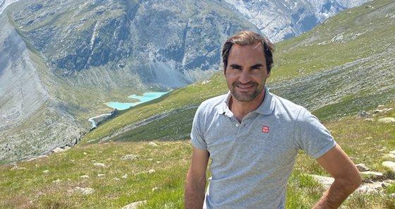 Roger Federer brand ambassador della Svizzera