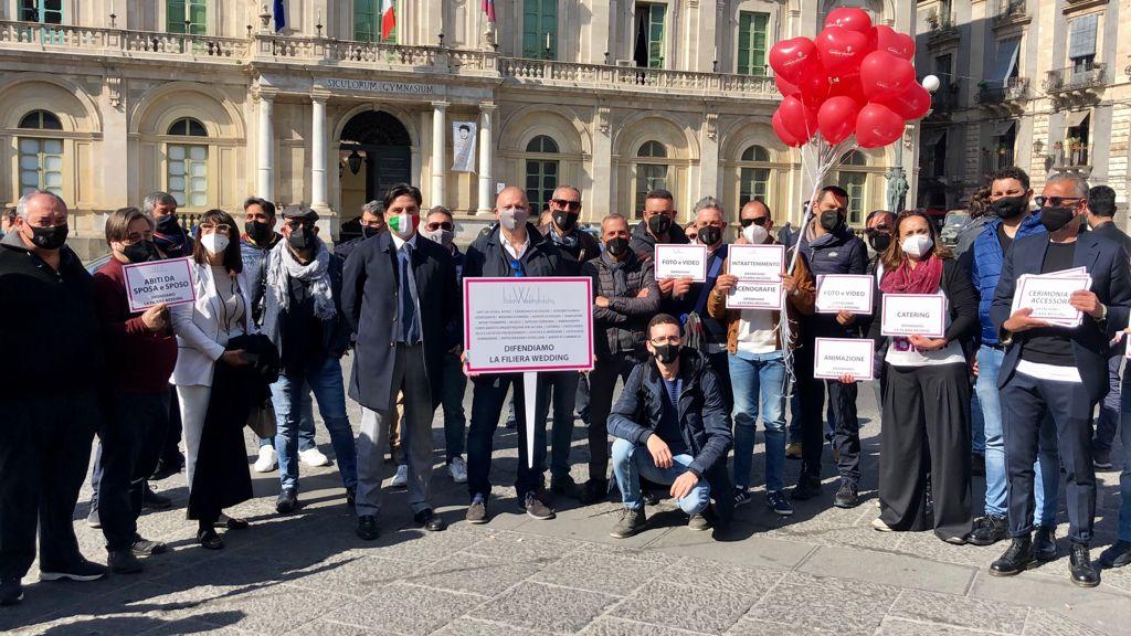 """Italian Wedding Industry: """"Vogliamo lavorare"""""""