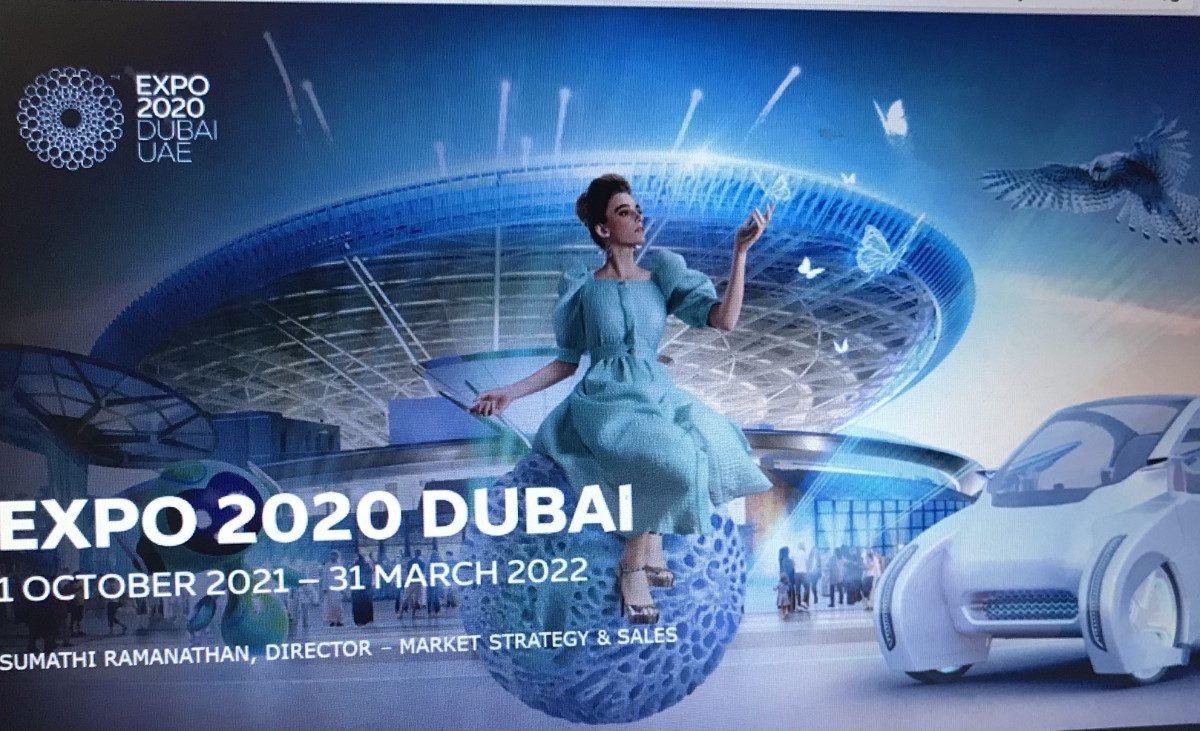 Tutto pronto per Expo 2020 Dubai
