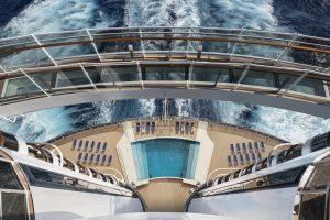 Msc, torna in mare Seaside: esordio a Siracusa e Taranto