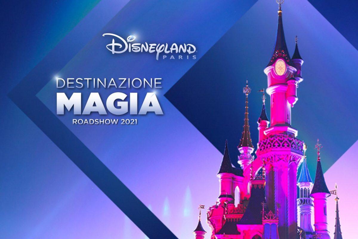 Disneyland Paris forma le adv con il game-show