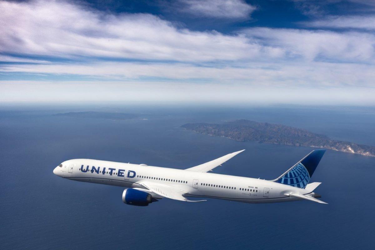 United Airlines ripristina i voli Italia-Stati Uniti