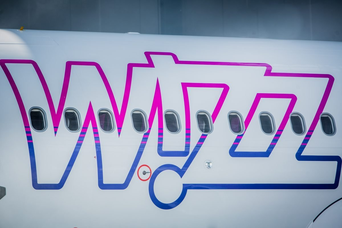 Wizz Air, nuova rotta Ancona-Tirana