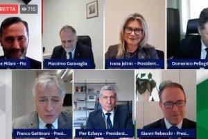Le associazioni a Garavaglia: date, corridoi e strategia