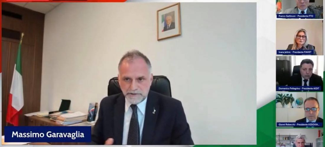 """Garavaglia: """"Il ministero del Turismo è operativo"""""""