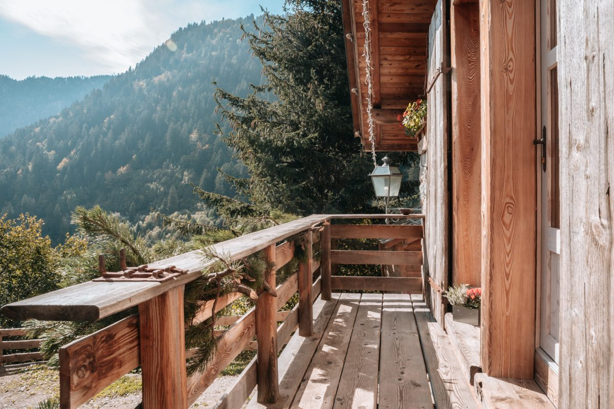 Smart working in baita, la proposta del Trentino