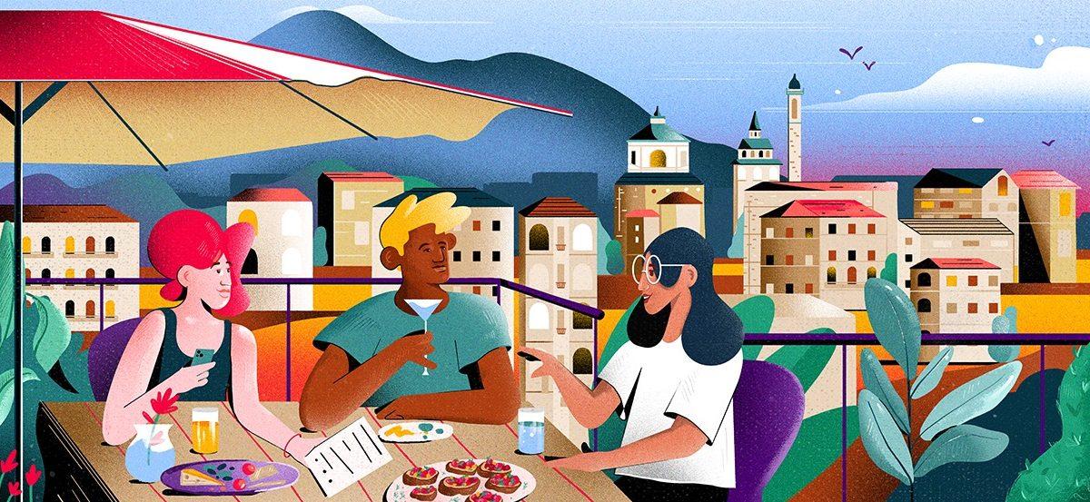 Ospitare in Lombardia, la campagna di Airbnb