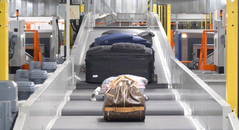 Aeroporto Bergamo: completato il nuovo sistema smistamento bagagli