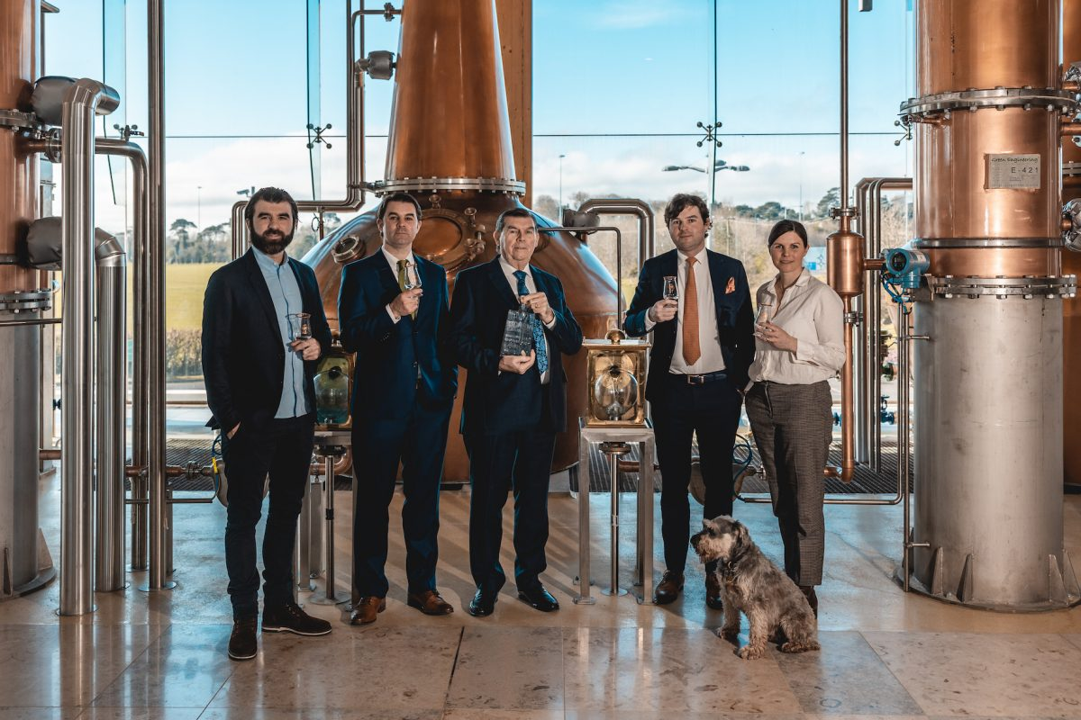 Trionfo irlandese ai Whiskies Awards