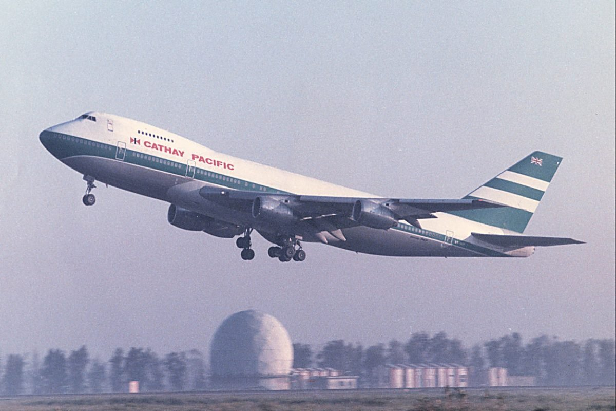 """Cathay Pacific """"d'antan"""", è tempo di anniversari"""