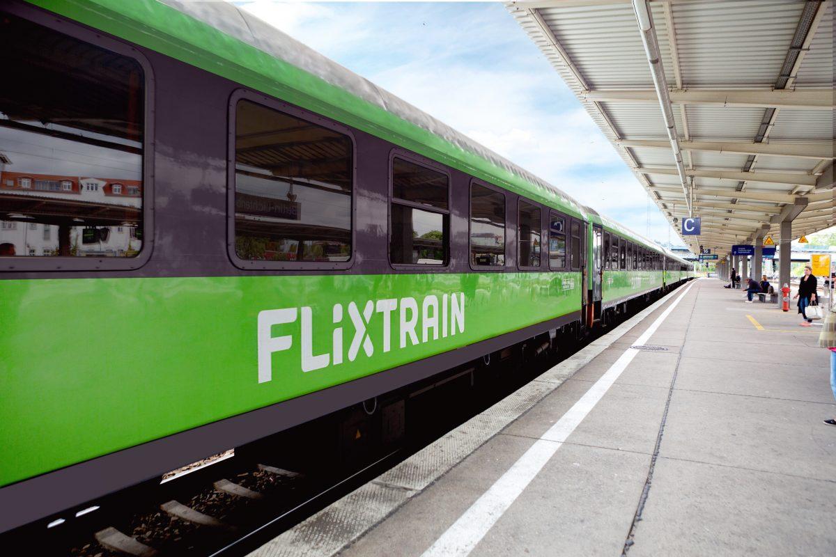 FlixTrain debutta in Svezia