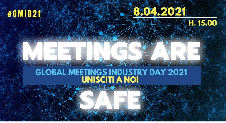 L'Italia degli eventi unita per il Global Meetings Industry Day