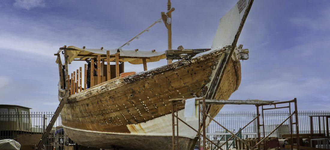 Alla scoperta del Qatar a bordo dei dhow