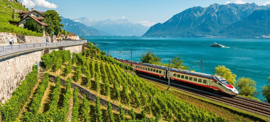 Alla scoperta della Svizzera, in treno, autobus e battello - GuidaViaggi