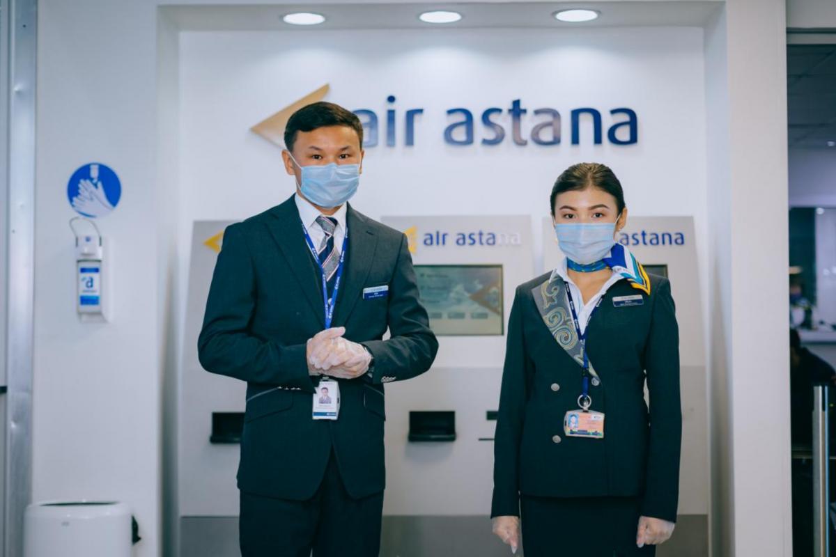 Air Astana facilita il viaggio con Meet & Greet