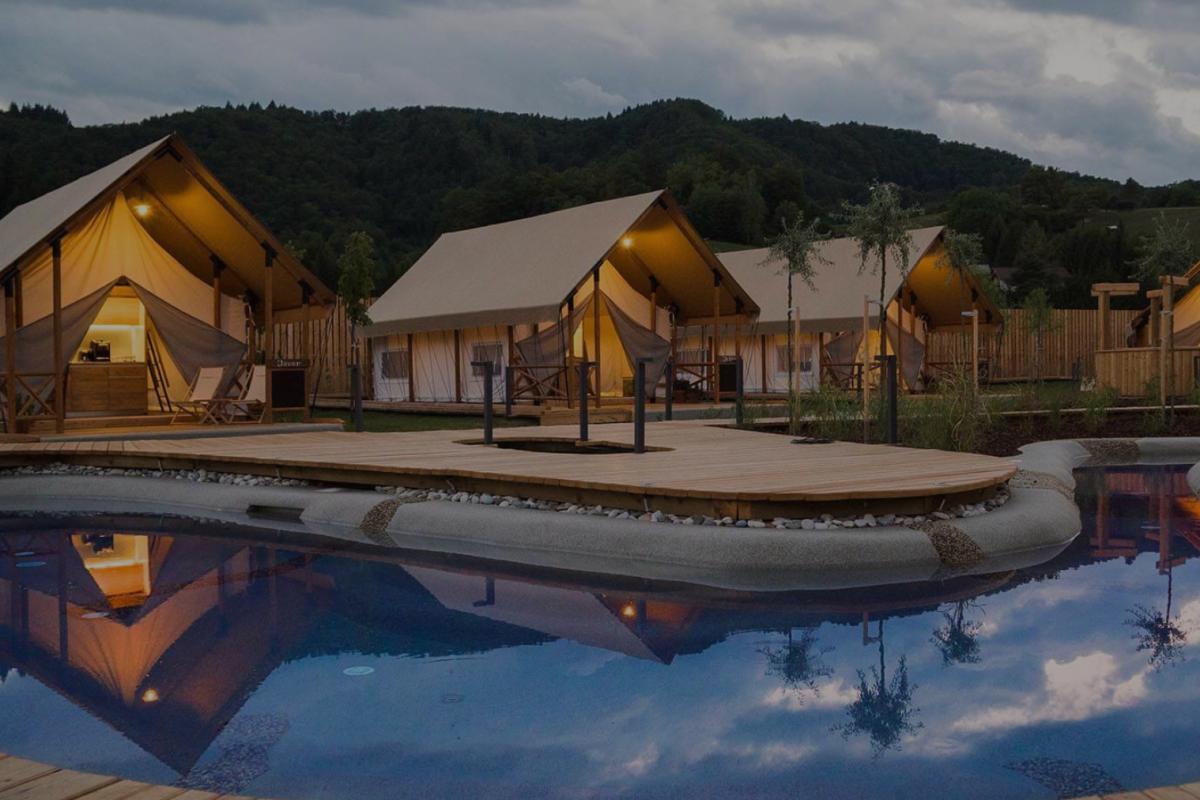 La Slovenia rilancia tra glamping e green tourism