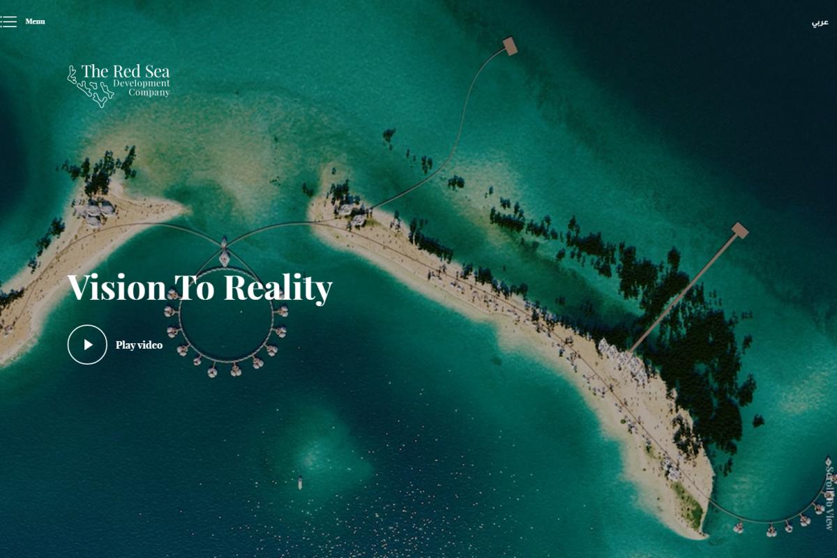 The Red Sea Project: i primi ospiti entro fine 2022