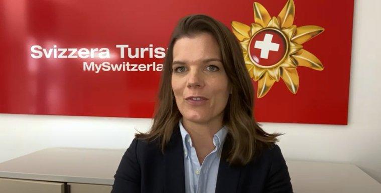 Svizzera, Christina Glaeser presenta le iniziative per promuovere la destinazione
