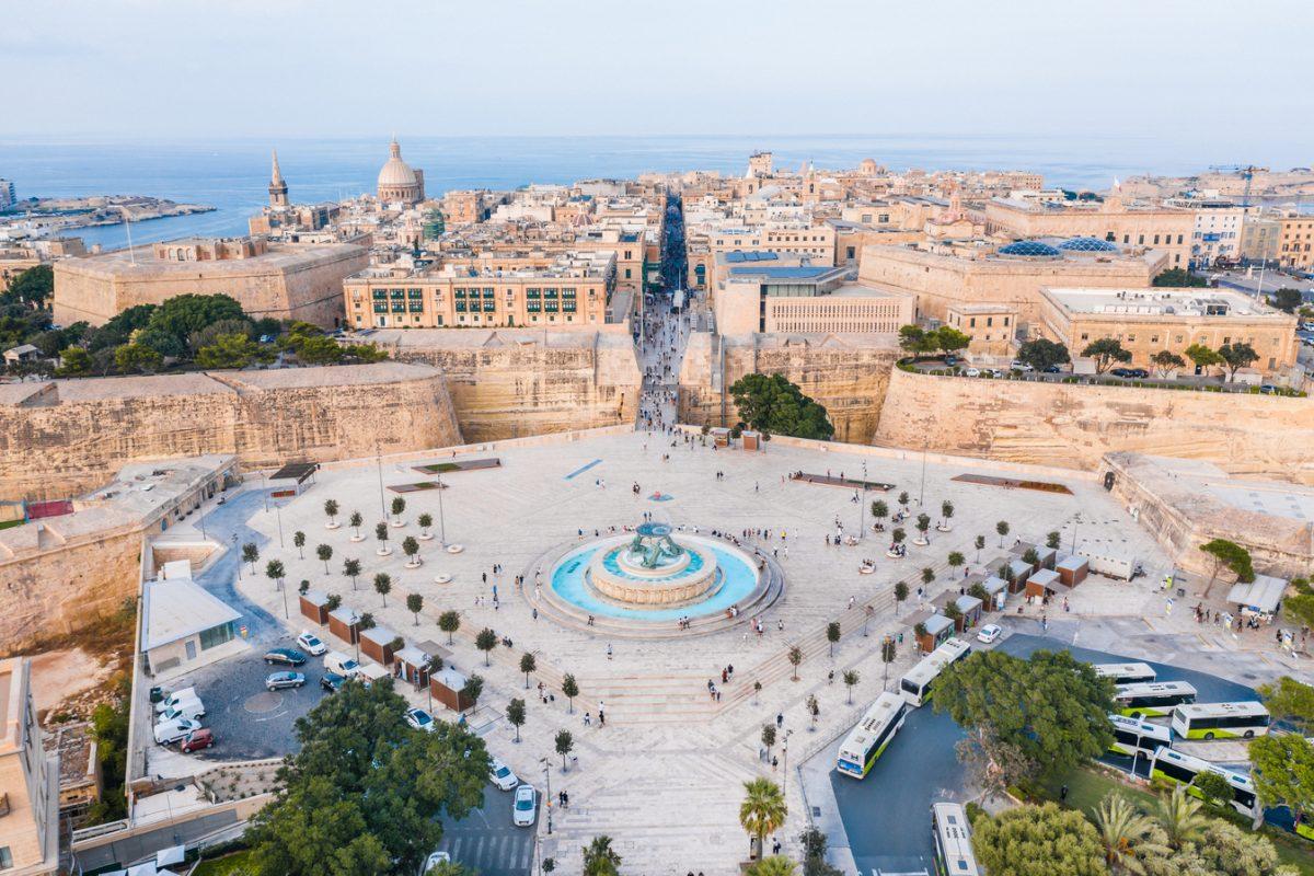 Malta riapre al turismo il 1° giugno