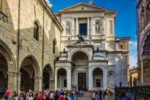In viaggio a Bergamo, con i podcast