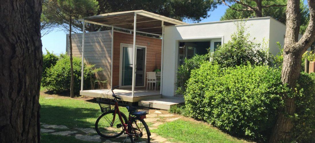 La vacanza outdoor sfida i villaggi