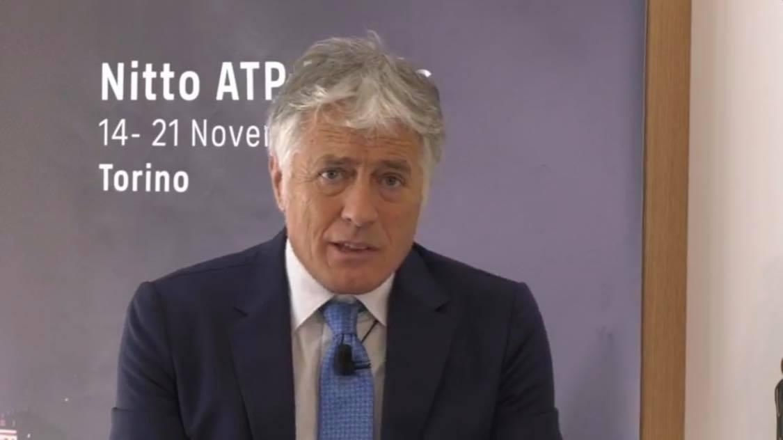 Gattinoni gioca la carta Nitto ATP Finals