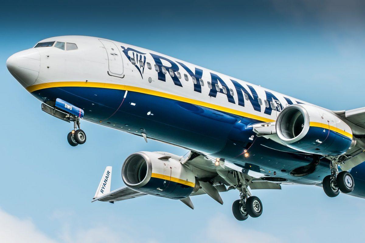 Ryanair, nuova rotta Verona Manchester