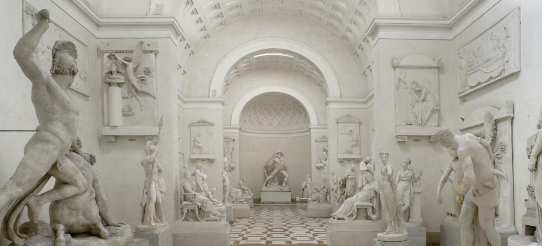 Volotea, la summer 21 parte in bellezza con il restauro della Gypsotheca Canova