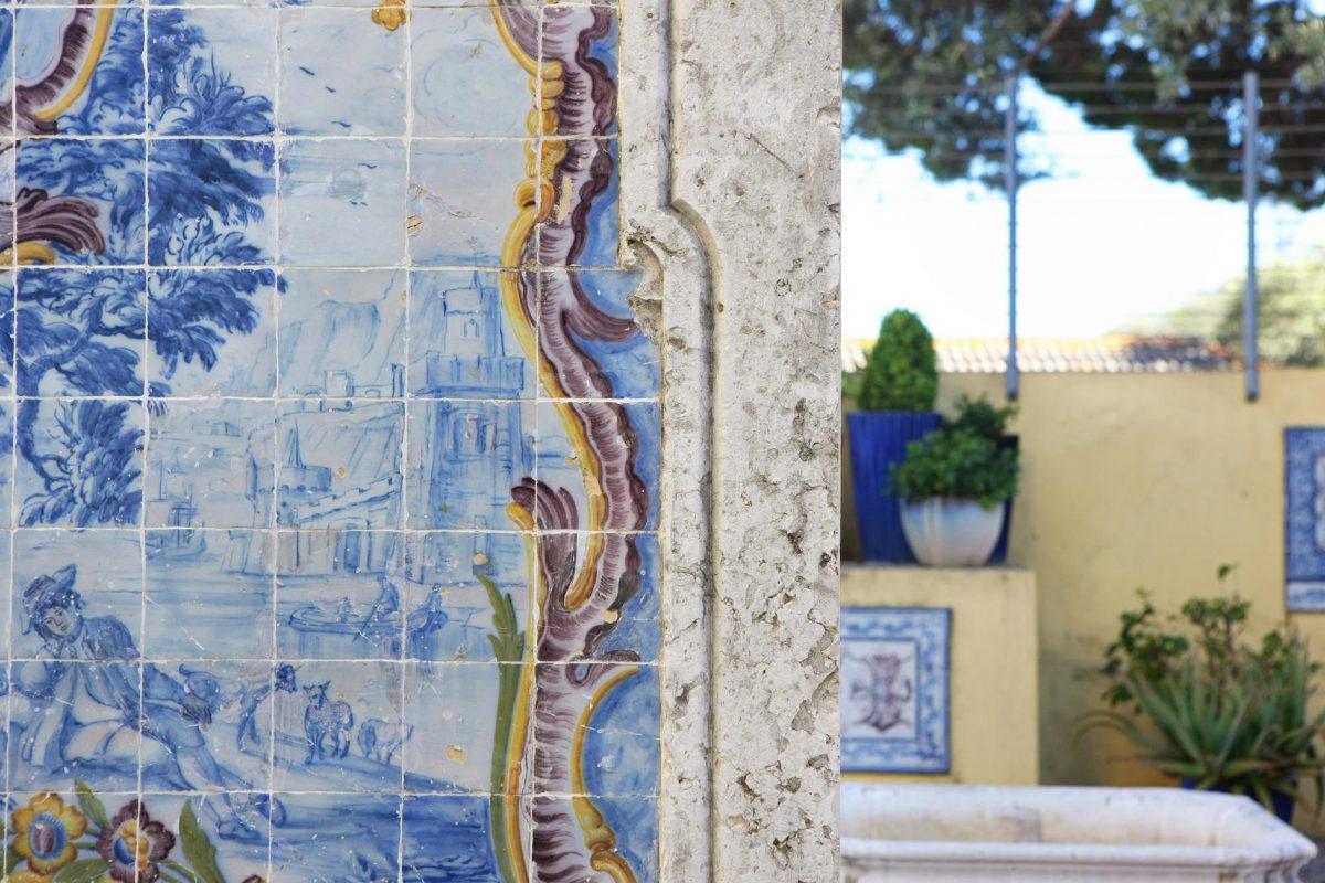 Lisbona e il segreto degli azulejos