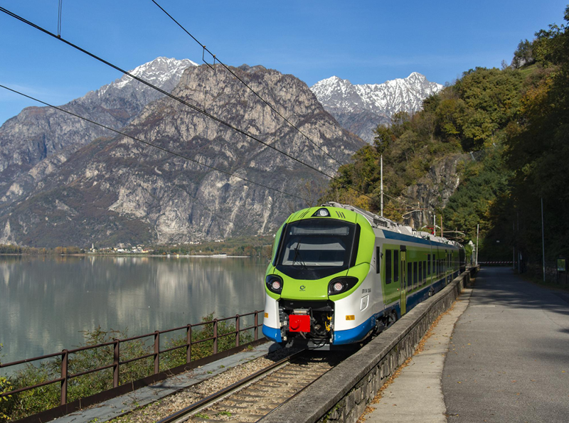 """Lombardia outdoor e più vicina con le """"Gite in treno"""""""
