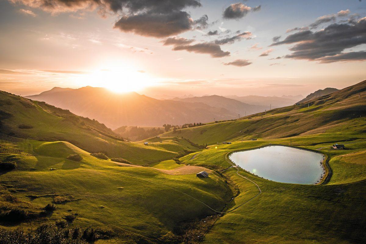Alla scoperta della Svizzera, tra natura, acqua e panorami