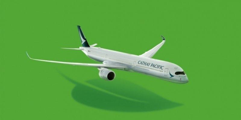Cathay Pacific: zero emissioni entro il 2050
