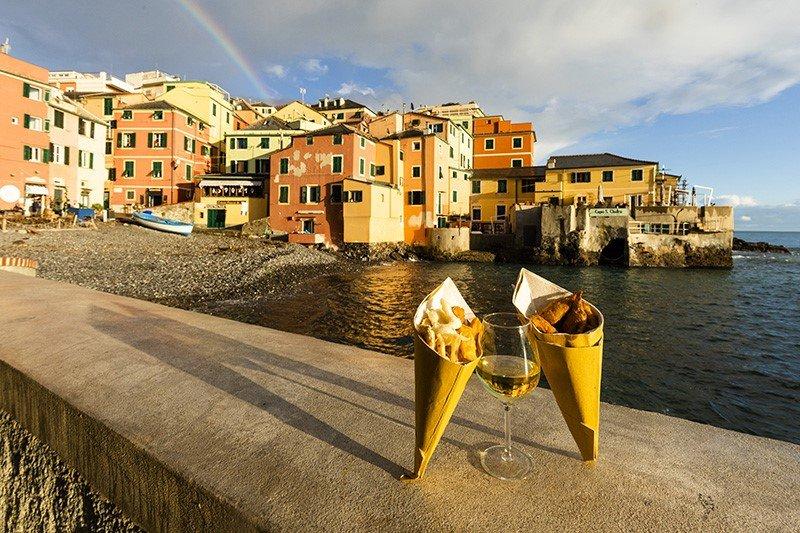 """""""Cogli l'attimo"""" per riscoprire Genova"""