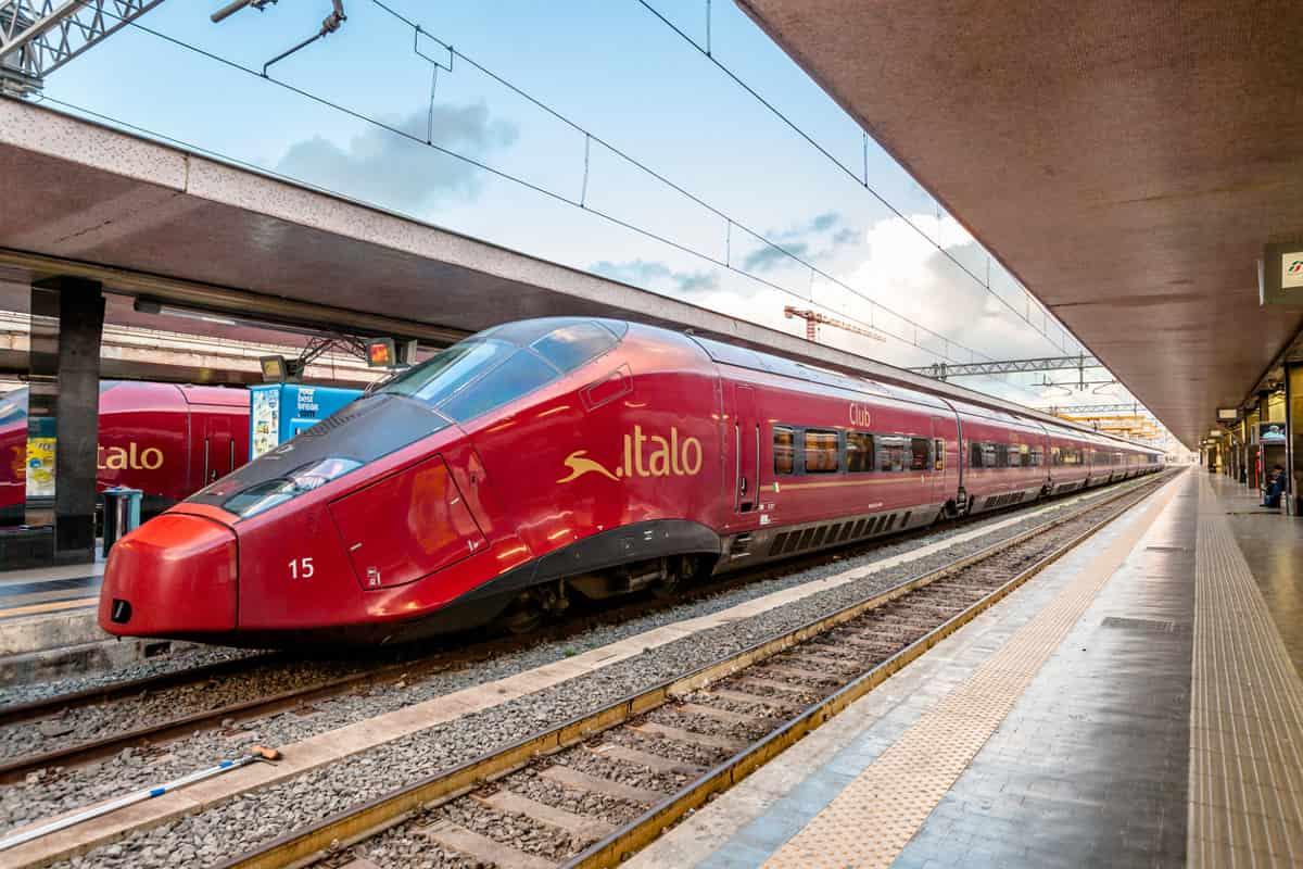 Il trasporto ferroviario cambia volto