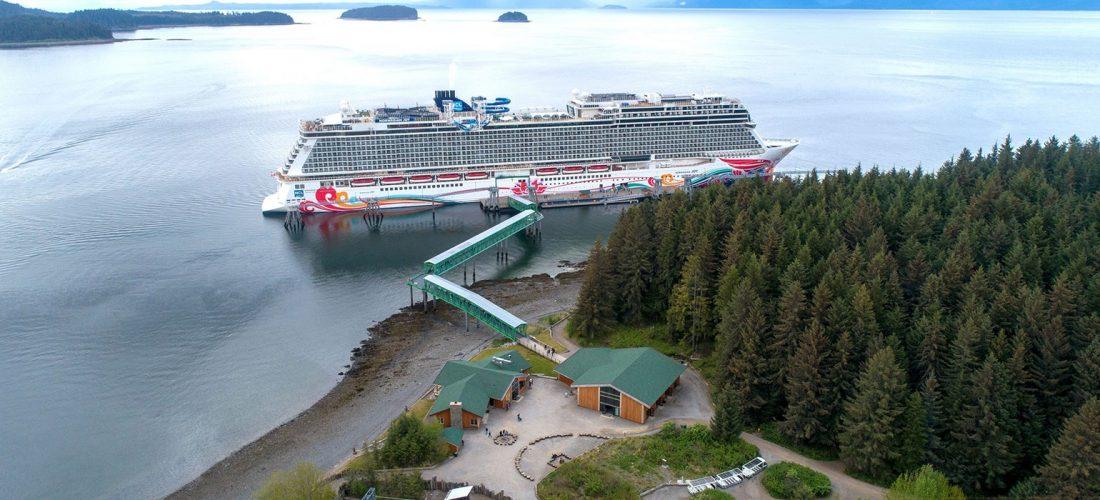 Ncl riprende le crociere in Alaska dagli Usa