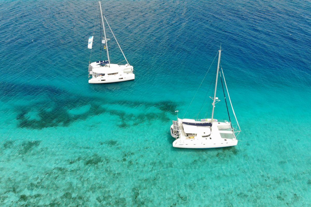 Vacanze, è l'anno della vela
