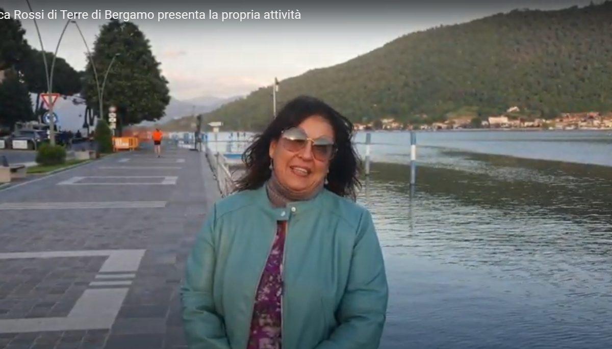 Tosca Rossi, per lei Bergamo non ha segreti