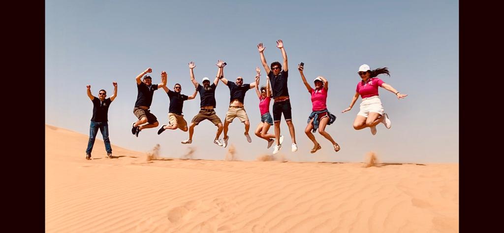 Idee per Viaggiare, fam trip per Expo Dubai