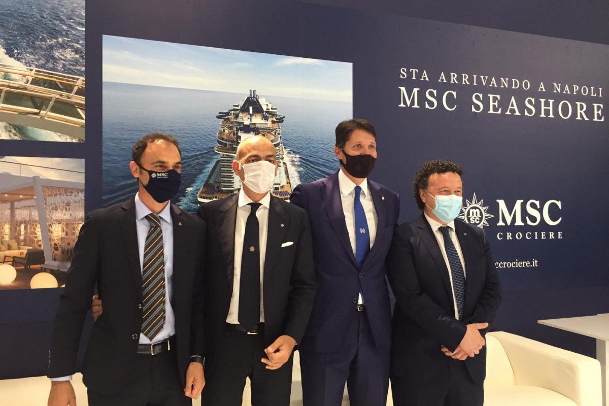 Msc Crociere sbarca in Arabia Saudita