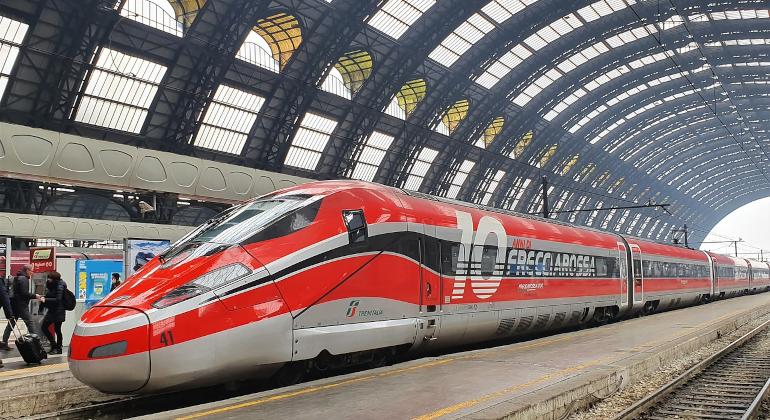 Trenitalia spinge sulle Frecce