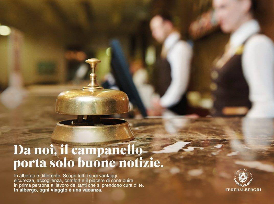 Estate e ripresa, gli italiani riscoprono gli hotel