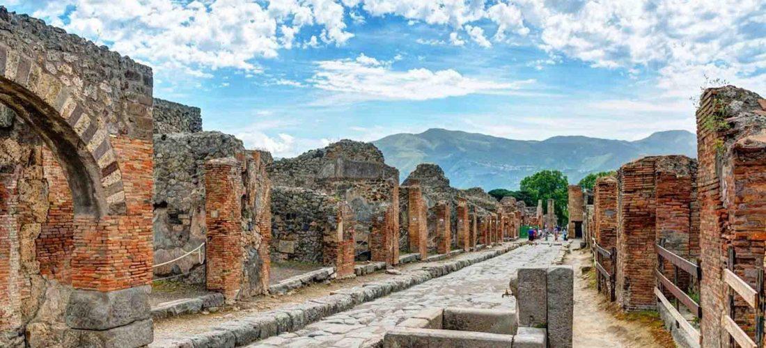 Pompei continua a lasciare senza fiato