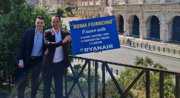 Ryanair: al via 6 nuove rotte da Roma Fiumicino