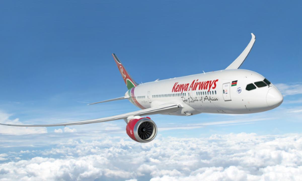 Kenya Airways offre il cambio gratuito dei biglietti