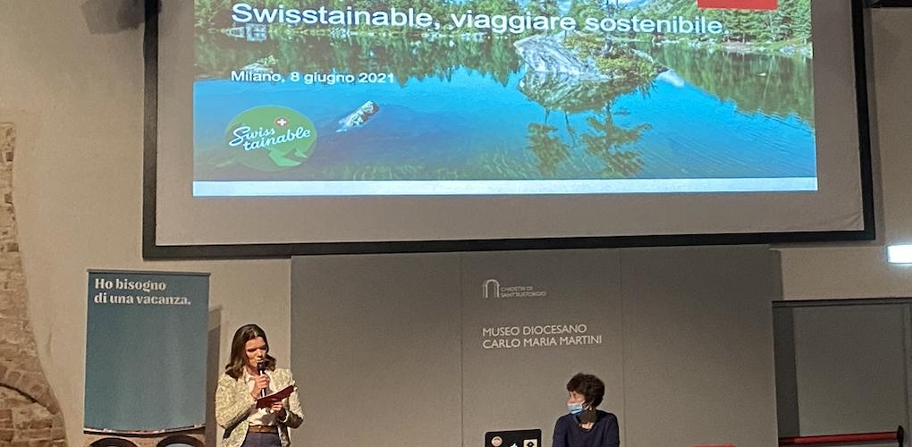 Swisstainable, il dna verde dei cantoni